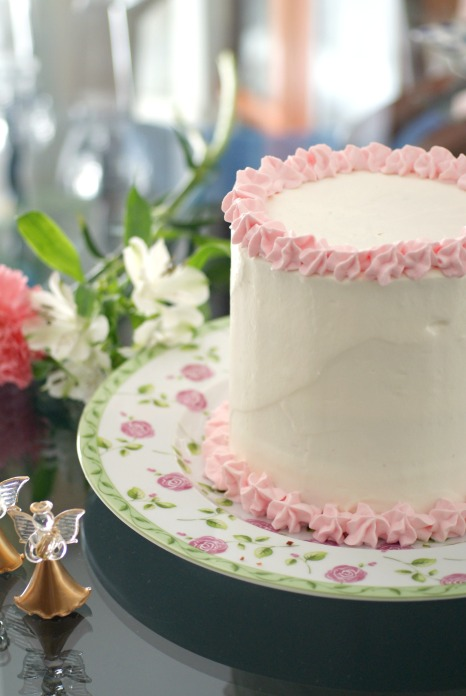 Mi tarta de cumple :)