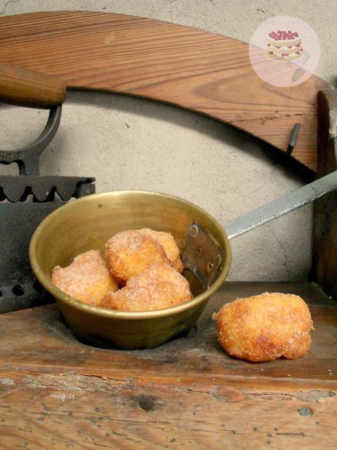 De los mejores dulces de semana santa: leche frita.