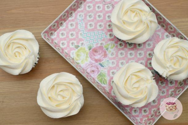 Los cupcakes más ricos que he probado :D